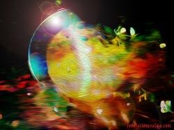 ball of light moving ~website
